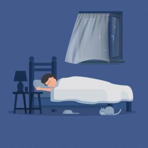 Gode råd til at holde sig kølig gennem natten